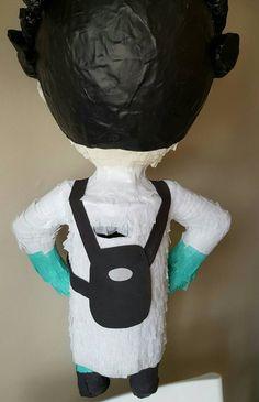 Pinata inspired by Romeo PJ masks от PinatasUSA на Etsy