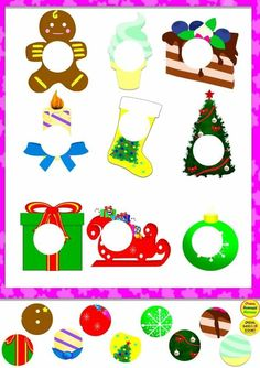 Christmas Activities For Kids, Toddler Christmas, Winter Activities, Christmas Crafts, Montessori Activities, Kindergarten Activities, Preschool Activities, Teaching Kids, Kids Learning