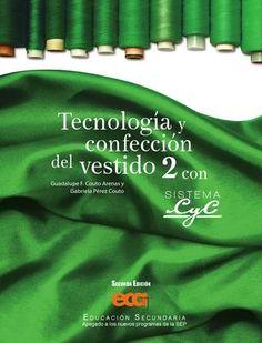 """Cover of """"Tecnología y Confección del Vestido 2"""""""