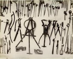 House of the Surgeon -Pompeii, AD79 eruption. The surgical instruments found in the house formed part of a toolkit which was incredibly similar to that still in use during the late 19th century. Roman surgical instruments included forceps, scalpels, catheters & even arrow extractors