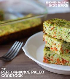 Smoked+Salmon+Egg+Bake+from+Performance+Paleo+Cookbook+|+stupideasypaleo.com