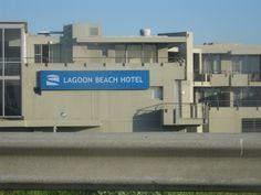Lagoon Beach side box