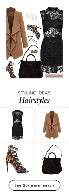 """""""Yoins 19/2.3"""" by merima-kopic on Polyvore featuring Aquazzura, Coach, yoins and yoinscollection"""