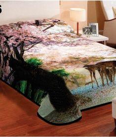 Luxusna deka so srnami pod ceresnou Table, Furniture, Home Decor, Homemade Home Decor, Mesas, Home Furnishings, Desk, Decoration Home, Tabletop
