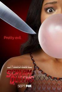 Сериал Королевы крика 2 сезон Scream Queens смотреть онлайн бесплатно!