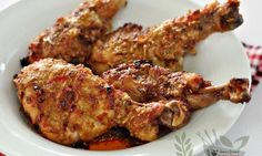 A delicious recipe for Malay chicken that can be cooked or baked. The coconut sauce is used to tenderize and make the chicken succulent and flavorful.
