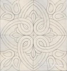Pretty Celtic style template