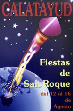 Fiestas San Roque Calatayud  2000