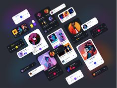 Hi guys! In this time we have a little bit more free time as usual, so we decided to improve our experiences and skills in creating a UI KITS. First one is already on Now we working on a bi. Flat Web Design, App Ui Design, Mobile App Design, User Interface Design, Design Sites, Design Layouts, Web Png, Ui Portfolio, Mobile Ui Patterns