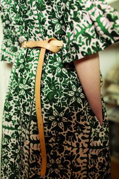 Marimekko Spring/Summer 2017 collection at Paris Fashion week Fashion Details, Look Fashion, Paris Fashion, Womens Fashion, Fashion Outfits, Looks Style, Style Me, Marimekko, Mode Style