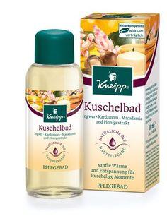 Kuschelbad. <3 this. Ginger, cardamon, macadamia & honey extract