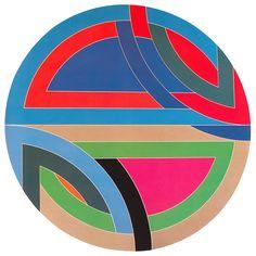 80s ART : Frank Stella