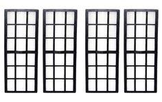 4-Pack Eureka HF7 Filters ‰ÛÒ HEPA Filtration ‰ÛÒ Part # 61850, 61850A, 61850B, & 61850C
