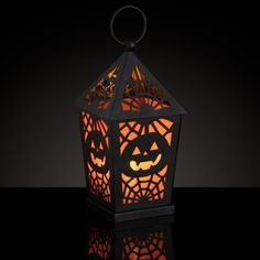 Cheap Halloween Decorations, Halloween Lanterns, Halloween Party Decor, House Goals, Decorative Accessories, Decorating Your Home, Table Lamp, Lights, Mini
