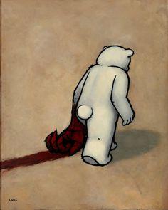 Self-Portrait (Smoke Break) - Luke Chueh - WikiArt.org