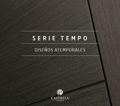 Puertas de Interior Serie Tempo de Puertas Castalla   Puertas interiores con diseños atemporales