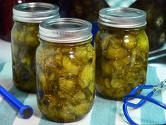 Bread and Butter Pickles Recipe from Taste of Southern.2013 First Place Winner at the North Carolina State Fair. …