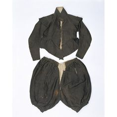 Doublet and breeches
