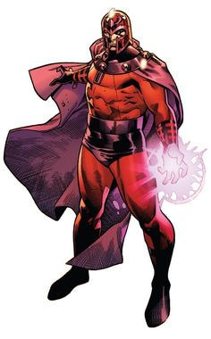 Magneto by Olivier Coipel.