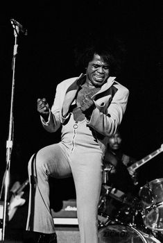 People can say what they want about James Brown, but what you can't take away from him is his musical IQ. James will always be legendary and his music stands out for being ahead of his time.