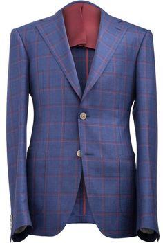 Caccio-Blue-Check-Jacket