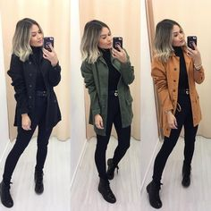 Casual Fall Outfits, Winter Fashion Outfits, Classy Outfits, Look Fashion, Pretty Outfits, Stylish Outfits, Look Jean, Look Blazer, Look Chic