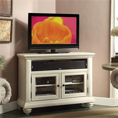 Canterbury 60 Inch TV Console I Riverside Furniture | Theater | Pinterest |  TVs, Furniture And Canterbury