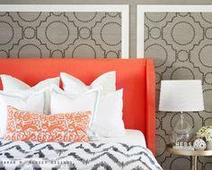 sarah m. dorsey designs: Headboard Tutorial @ East Coast Creative!