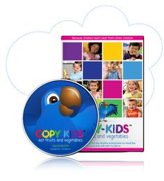 Children learn best from other children!  Let the Copy-Kids teach your kids to eat healthy!