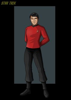 Lt. commander montgomery scott by nightwing1975.deviantart.com on @deviantART