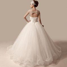 Word shoulder bride wedding dress 2014 new winter fashion retro big yards Qi shoulder Slim Bra Autumn