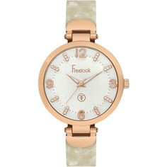 Ceasuri Dama :: CEAS FREELOOK F.1.1009.01 - Freelook Watches Watches, Gold Watch, Swarovski, Rose, Accessories, Wristwatches, Clocks, Roses, Jewelry