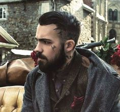 Facial Hair Styles - Hipster Beard
