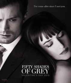 I've come alive since I met you... 50 Shades of Grey