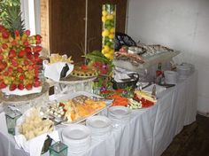 mexican catering food display | Catering Event Pictures | Your West Palm Beach & Wellington Caterer