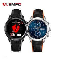 7af869174d1 LEMFO LEM5 Smart Watch Phone Android 5.1 OS MTK6850 1GB+8GB Reloj  Inteligente Support GPS