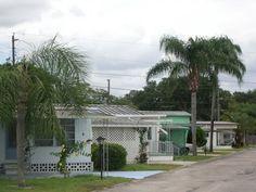 Trailer Park Mobile HomesVintage