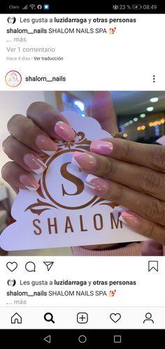 Short Nails, Erika, Beauty Nails, Manicure, Nail Designs, Nail Polish, Baby Shower, Perfect Nails, Elegant Nail Art