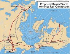 Russia could build a train that would connect New York to Paris? Meanwhile, still no service from London to Cornwall... via @jr-carpenter