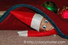 Elf on the Shelf Ideas for Kids by tammy