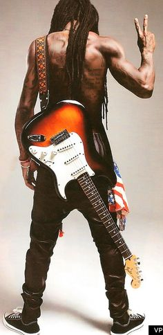 Lil Wayne. Genius. I do I do