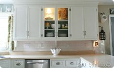 how to paint kitchen cabinets step by step with paint recs