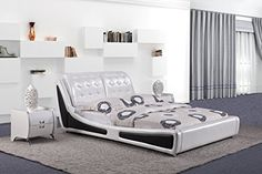 Container Direct Olivia Collection Contemporary Faux Leat…