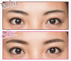 眉メイク・描き方をレクチャー! 眉が濃い薄い左右非対称でも失敗しないコツ | マキアオンライン(MAQUIA ONLINE) Japanese Eyebrows, Editorial, Make Up, Beauty, Makeup, Maquiagem