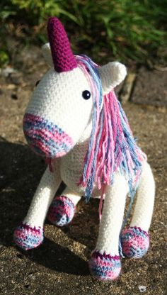 The Best Free Crochet Unicorn Pattern