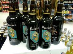 Cerveza DOMINUS.
