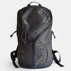 Nari fly Narifuri HATENA backpack black