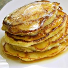 Simple Cottage Cheese Pancakes - Allrecipes.com