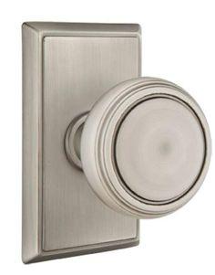 Emtek 805NW Norwich Classic Brass Dummy Door Knobset