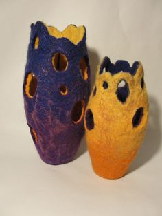 Complimentary vessels.  Spring 2012